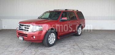 Foto venta Auto usado Ford Expedition Limited 4x2 (2013) color Rojo precio $270,000
