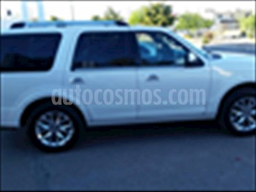 Ford Expedition Limited 4x2 usado (2015) color Blanco precio $355,000