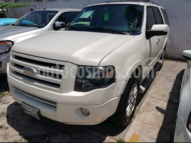 Foto Ford Expedition Limited 4x2 usado (2008) color Blanco precio $159,000