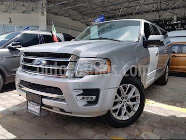Foto venta Auto usado Ford Expedition Limited 4x2 (2015) color Plata Estelar precio $439,000