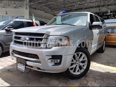 Foto Ford Expedition Limited 4x2 usado (2015) color Plata Estelar precio $439,000