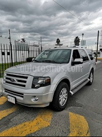 Ford Expedition Limited 4x2 usado (2010) color Plata precio $185,000