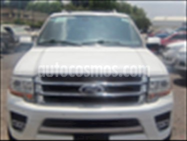 Foto venta Auto usado Ford Expedition Limited 4x2 (2015) color Blanco precio $400,000