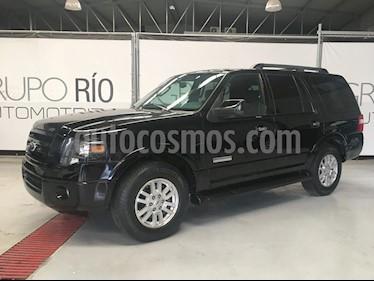 Foto venta Auto usado Ford Expedition Limited 4x2 (2008) color Negro precio $159,000