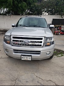 Ford Expedition Limited 4x2 usado (2014) color Plata precio $310,000