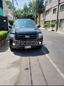 Ford Expedition Limited 4x2 usado (2008) color Negro precio $170,000
