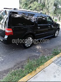 Ford Expedition Limited 4x4 MAX usado (2011) color Negro precio $215,000