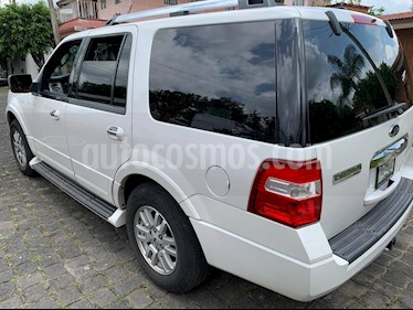 Ford Expedition Limited 4x4 usado (2009) color Blanco precio $180,000