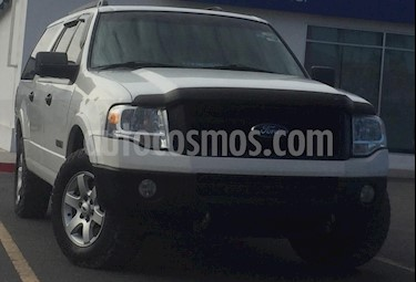 Ford Expedition Limited 4x4 usado (2008) color Blanco precio $110,000