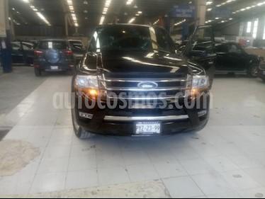 Foto venta Auto usado Ford Expedition Limited 4x4 (2016) color Negro precio $469,000