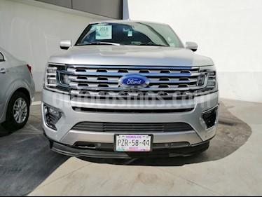 Foto venta Auto usado Ford Expedition LIMITED MAX 4X2 3.5L GTDI (2018) color Plata precio $980,000