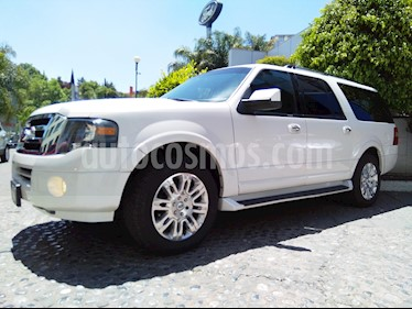Foto venta Auto usado Ford Expedition Limited Max 4x2 (2011) color Blanco Platinado precio $245,000