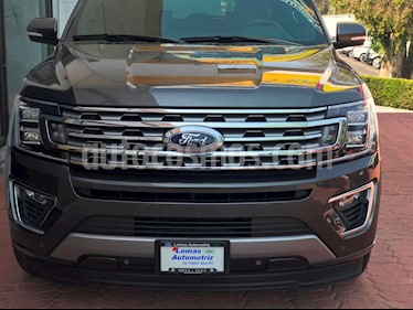 Ford Expedition Limited Max 4x2 nuevo color Gris Piedra precio $1,255,300