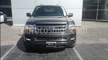 Foto venta Auto Seminuevo Ford Expedition Limited Max 4x2 (2015) color Gris Nocturno precio $520,000