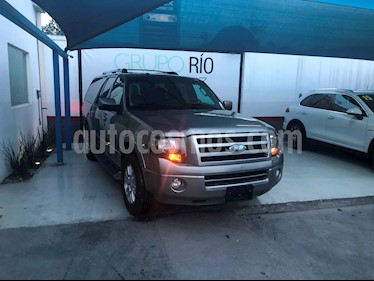 Foto venta Auto usado Ford Expedition Limited Max 4x2 (2009) color Gris precio $195,000