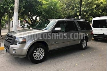 Foto venta Auto usado Ford Expedition Limited Max 4x2 (2008) color Gris precio $178,000