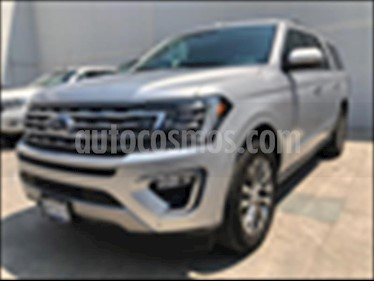 Foto venta Auto usado Ford Expedition Limited Max 4x2 (2018) color Plata precio $890,000