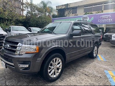 Ford Expedition Limited 4x2 usado (2015) color Gris Oscuro precio $459,000