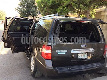 foto Ford Expedition Limited 4x2 usado (2008) color Verde precio $135,000