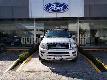 Ford Expedition Limited 4x2 usado (2017) color Plata precio $524,000
