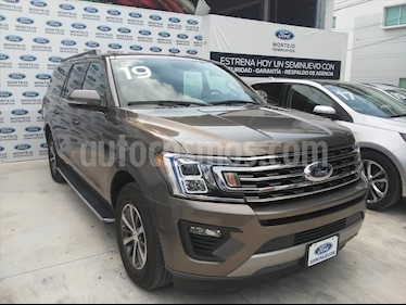 Ford Expedition Limited 4x2 usado (2019) color Gris precio $999,000