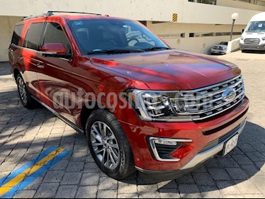 Ford Expedition Limited 4x2 usado (2018) color Rojo precio $889,000