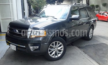 Foto Ford Expedition Limited 4x2 usado (2015) color Gris Nocturno precio $389,000