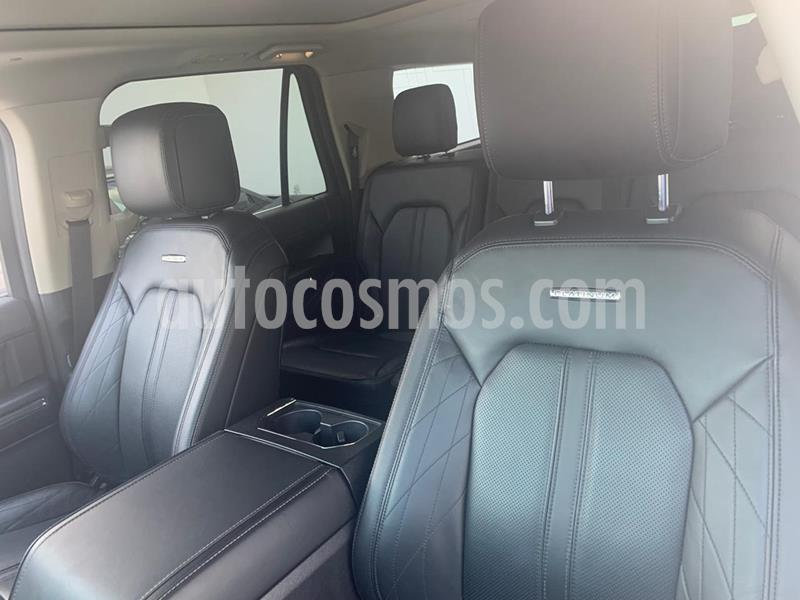 Ford Expedition Platinum 4x4 MAX usado (2018) color Blanco Oxford precio $850,000