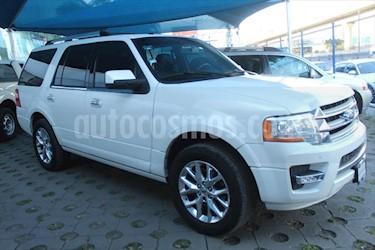 Ford Expedition Limited 4x2 usado (2016) color Blanco precio $480,000
