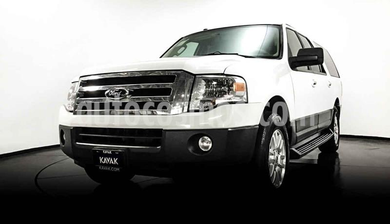 Ford Expedition Limited 4x4 MAX usado (2014) color Blanco precio $289,999