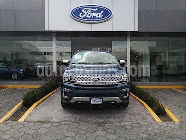 Ford Expedition Paltinum 4x4 usado (2019) color Azul Claro precio $1,272,900