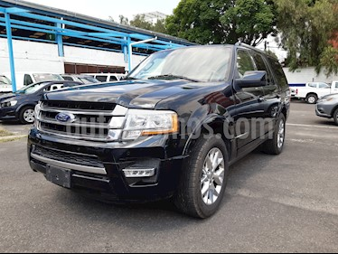Ford Expedition Limited 4x2 usado (2016) color Negro Profundo precio $425,000