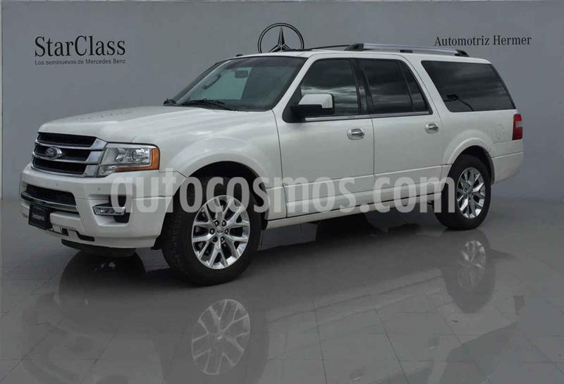 Ford Expedition XL 4x2 MAX usado (2017) color Blanco precio $529,900