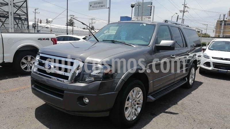 Ford Expedition Limited 4x2 MAX usado (2013) color Gris precio $239,000