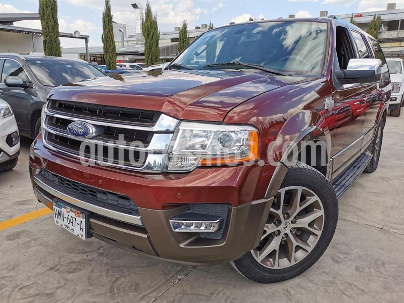Foto Ford Expedition King Ranch 4x2 usado (2015) color Bronce precio $415,000
