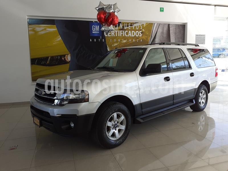 Ford Expedition Limited 4x2 MAX usado (2017) color Plata Dorado precio $410,900