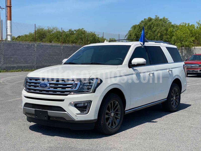 Ford Expedition Limited 4x2 usado (2020) color Blanco precio $1,266,500