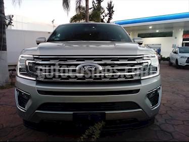 Foto Ford Expedition Limited 4x2 usado (2018) color Plata precio $880,000