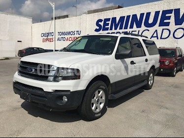 Ford Expedition XL 4x2 MAX usado (2015) color Blanco precio $360,000