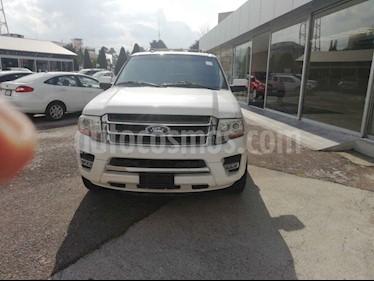 Foto Ford Expedition Limited Max 4x2 usado (2015) color Blanco precio $400,000