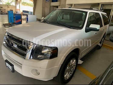 Ford Expedition LIMITED 4X2 5.4L V8 usado (2014) color Blanco precio $369,000