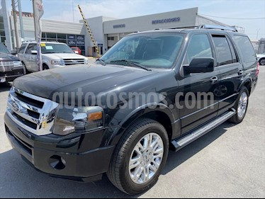Ford Expedition Limited 4x2 usado (2011) color Negro precio $198,000