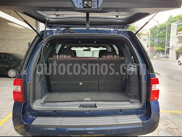 Ford Expedition Platinum 4x4 MAX usado (2017) color Azul precio $585,000