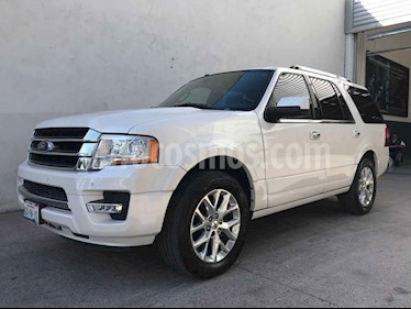 Ford Expedition 5p Limited V6/3.5/BT Aut usado (2017) color Blanco precio $505,000