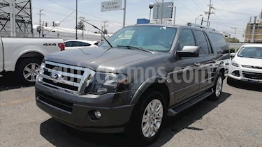 Ford Expedition Limited 4x2 MAX usado (2013) color Gris precio $259,000