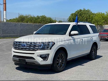 Ford Expedition Limited 4x2 usado (2020) color Blanco precio $1,266,500