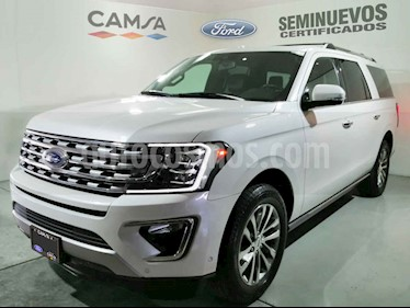 Ford Expedition Limited 4x2 usado (2018) color Blanco precio $995,000