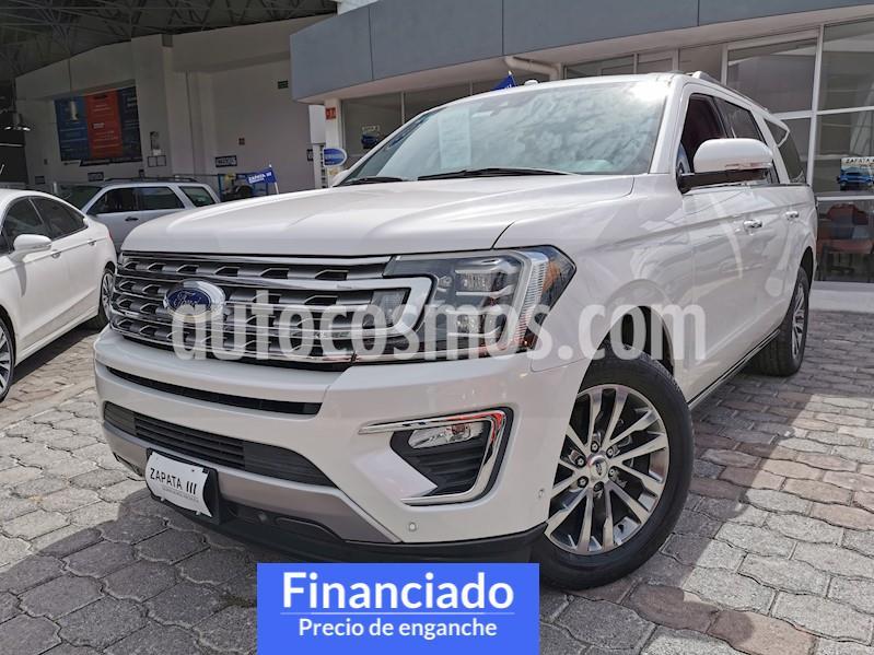 Ford Expedition Limited 4x2 MAX usado (2018) color Blanco Oxford precio $207,250