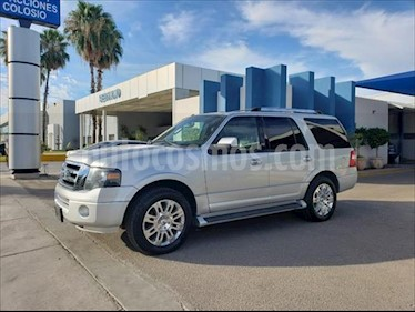 Ford Expedition Limited 4x2 usado (2013) color Plata precio $210,000