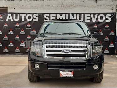 Ford Expedition Limited 4x2 usado (2012) color Negro Profundo precio $249,000